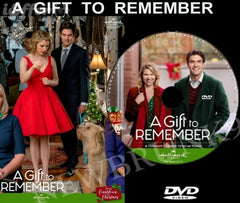 XMAS A GIFT TO REMEMBER MOVIE 2017 ON DVD - HALLMARK MOVIES
