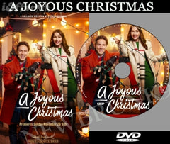 XMAS A JOYOUS CHRISTMAS MOVIE 2017 ON DVD - HALLMARK MOVIES