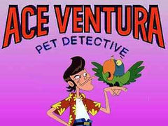 ACE VENTURA THE ANIMATED SERIES CARTOON COMPLETE 5 DVD SET 1995-2000
