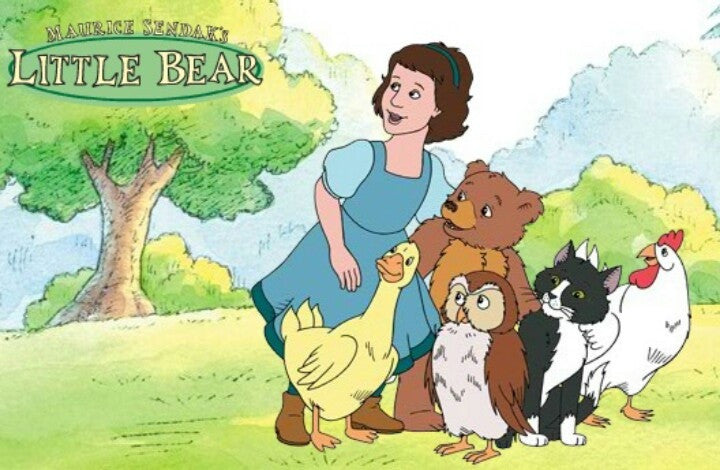 Little bear kids cartoon complete seasons movies