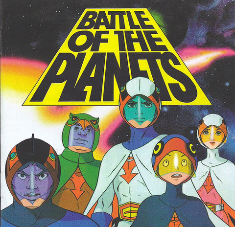 BATTLE OF THE PLANETS COMPLETE 85 EPISODES + MOVIE 10 DVD SET 1978 VERY RARE