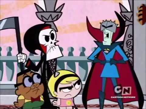 The Grim Adventures Of Billy Mandy Complete 6 Seasons Specials