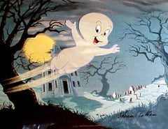 CASPER THE FRIENDLY GHOST COMPLETE 2 DVD SET 1945 VERY RARE