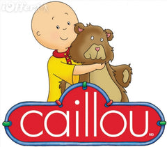 Caillou on DVD 125+ Episodes Kids Cartoon + Xmas Movie Complete 5 Seasons 10 DVD Set 1997-2010