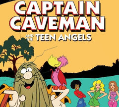CAPTAIN CAVEMAN & THE TEEN ANGELS COMPLETE 40 EPISODES 3 DVD SET 1977-80
