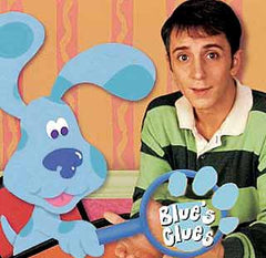 BLUE'S CLUES SEASON 1-6 COMPLETE + 4 MOVIES KIDS 19 DVD SET (1996-2006)