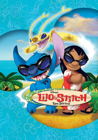 LILO AND STITCH COMPLETE TV SERIES 6 DVD Set CARTOON ANIMATED 2003-06