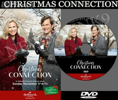 XMAS CHRISTMAS CONNECTION MOVIE 2017 ON DVD - HALLMARK MOVEIS