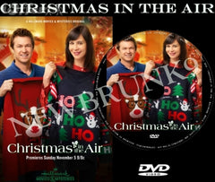 XMAS CHRISTMAS IN THE AIR MOVIE 2017 ON DVD - HALLMARK MOVIES