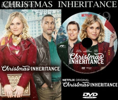 XMAS CHRISTMAS INHERITANCE MOVIE 2017 ON DVD HALLMARK MOVIE