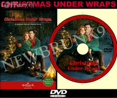 XMAS CHRISTMAS UNDER WRAP MOVIE 2014 ON DVD