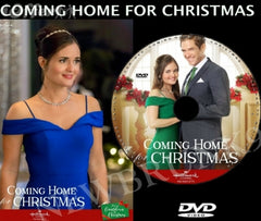 XMAS COMING HOME FOR CHRISTMAS MOVIE 2017 ON DVD - HALLMARK MOVIES