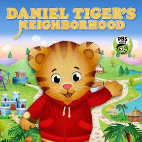 DANIEL TIGERS NEIGHBORHOOD COMPLETE 2 SEASONS DVD SET 2012
