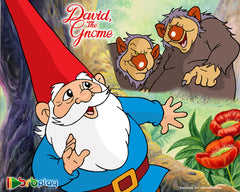 David the Gnome 4 DVDs Complete Series Set 1985