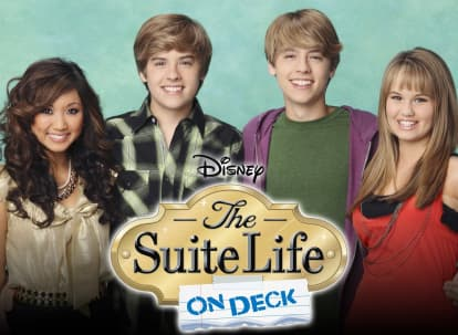 TV THE SUITE LIFE OF ZACK & CODY ON DECK COMPLETE 10 DVD Set 2008-11