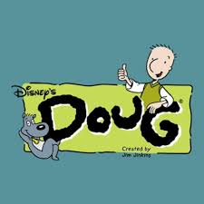 DISNEY'S DOUG COMPLETE DVD SET 1996-99 VERY RARE CARTOON