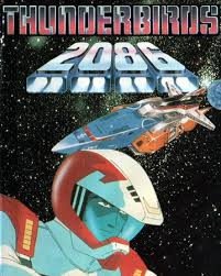 THUNDERBIRDS 2086 COMPLETE 24 EPISODES JAPANESE ANIME DVD SET 1982