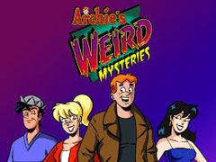 ARCHIE'S WEIRD MYSTERIES COMPLETE 40 EPISODES DVD SET VERY RARE CARTOON 1999-2000