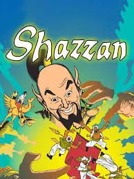 SHAZZAN COMPLETE 2 DVD SET 36 EPISODES (1967-69) RARE CARTOON