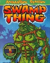 SWAMP THING COMPLETE DVD SET 1991 + 1982 MOVIE EXTREMELY RARE CARTOON