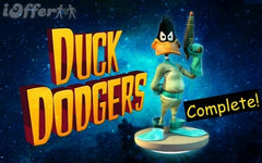 DUCK DODGERS COMPLETE 39 EPISODES DVD SET VERY RARE CARTOON 2003-05