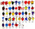 MR. MEN KIDS CARTOON 28 EPISODES DVD 1974-83