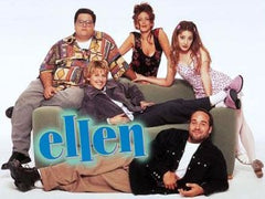 TV ELLEN THE COMPLETE TV SITCOM DVD SET 1994-98 VERY RARE
