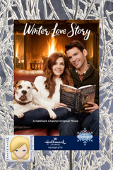 XMAS WINTER LOVE STORY 2019 HALLMARK MOVIE DVD