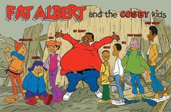 FAT ALBERT COMPLETE CARTOON 9 DVD SET 1972-85