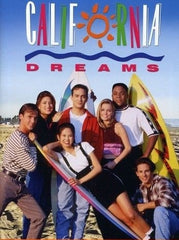 TV CALIFORNIA DREAMS COMPLETE SEASONS 1-5 (12 DVD SET) 1992-96