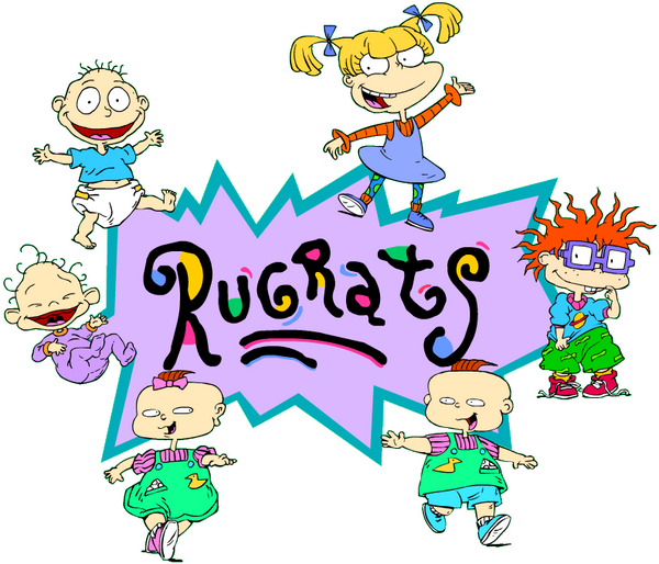 RUGRATS COMPLETE 16 DVD Set+ ALL GROWN UP + ALL MOVIES