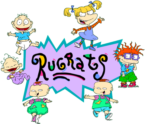 Rugrats Complete 16 Dvd Set All Grown Up All Movies Specials
