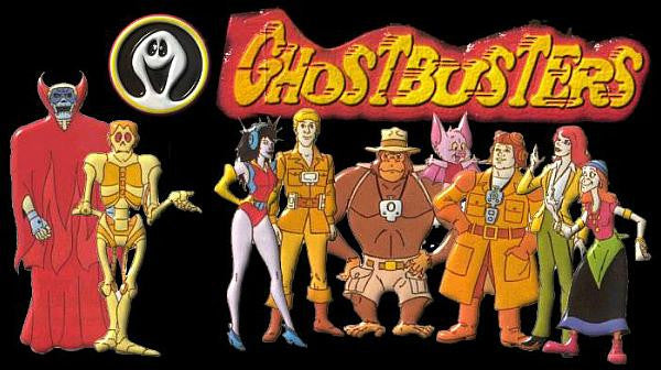 Filmation s ghostbusters complete episodes cartoon