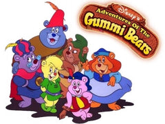 ADVENTURES OF THE GUMMI BEARS COMPLETE 6 SEASONS RARE 6 DVD SET (1985-91)