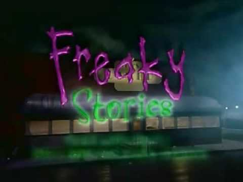 FREAKY STORIES COMPLETE 26 EPISODES DVD SET 1997-98 VERY RARE SHOW
