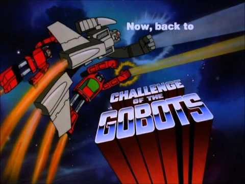 CHALLENGE OF THE GOBOTS COMPLETE 65 EPISODES +MOVIE KIDS SHOW 8 DVD SET RARE 1984
