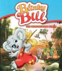 ADVENTURES OF BLINKY BILL THE KOALA COMPLETE 3 SEASONS + 2 Movies EXTREMELY RARE DVD SET 1993-95