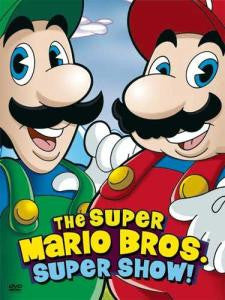 THE SUPER MARIO SUPER SHOW COLLECTION COMPLETE 8 DVD SET 1989