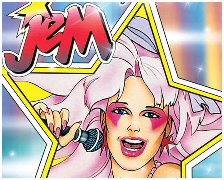 Jem and The Holograms complete TV series on 10 DVD 1985-88