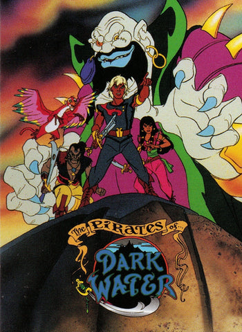 The Pirates of Dark Water complete 21 Episodes 1991 series 3 DVD Set 1993-96