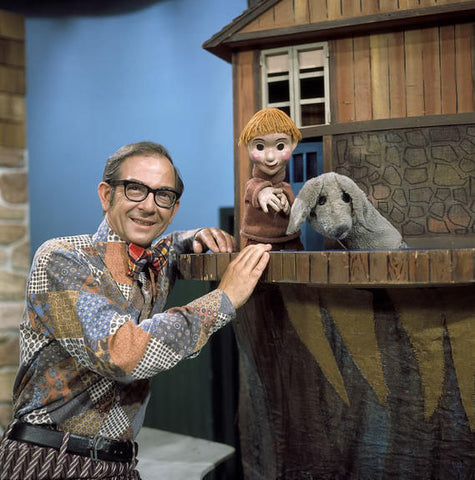 Mr Dressup Kids Show over 4 Hrs 2 DVD Set 70 & 80s