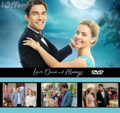 TV LOVE, ONCE AND ALWAYS HALLMARK MOVIE TV DVD 2018