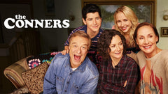 TV THE CONNERS COMPLETE 2 SEASONS DVD SET 2018-2019
