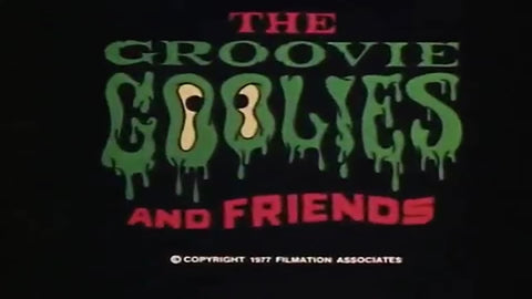 THE GROOVY GOOLIES COMPLETE 16 EPISODES DVD SET VERY RARE CARTOON 1970-71