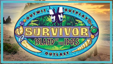 TV SURVIVOR SEASON 39 ISLAND OF THE IDOLS  6 DVD SET