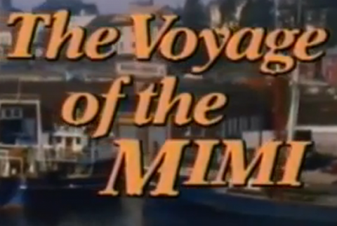 TV THE VOYAGE OF THE MIMI COMPLETE 13 EPISODES 1984 DVD BEN AFFLECK