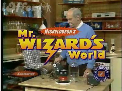 TV MR WIZARD'S WORLD GREATEST HITS 5 DVD SET GLOBAL