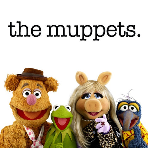 TV THE MUPPETS COMPLETE 2015-16 DVD SET VERY RARE SHOW + 2011 Movie