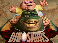 TV DINOSAURS SHOW COMPLETE 4 SEASONS DVD SET 1991