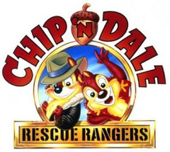 CHIP and 'N 'An DALE RESCUE RANGERS COMPLETE 5 DVD CARTOON set + Bonus 1989-90